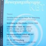 Psychotherapie Salzburg Psychotherapeutin - FachzKBT38 - Beitrag Christa Paluselli