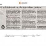 Psychotherapie Salzburg Psychotherapeutin - Salzburger Nachrichten - Beitrag Christa Paluselli